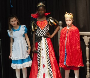 Alice at Highgate Primary School